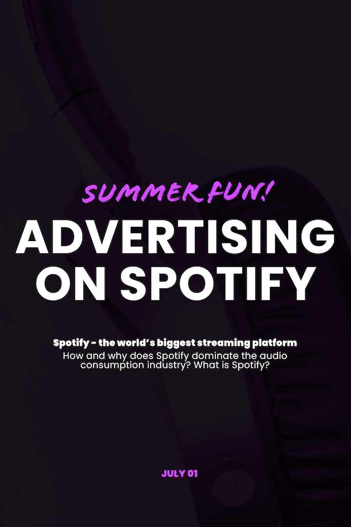 Spotify – the world's biggest streaming platform