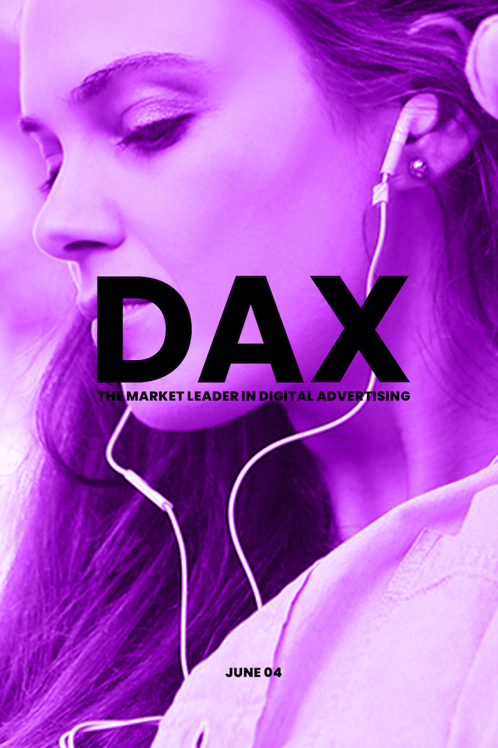 DAX – The market leader in digital audio advertising