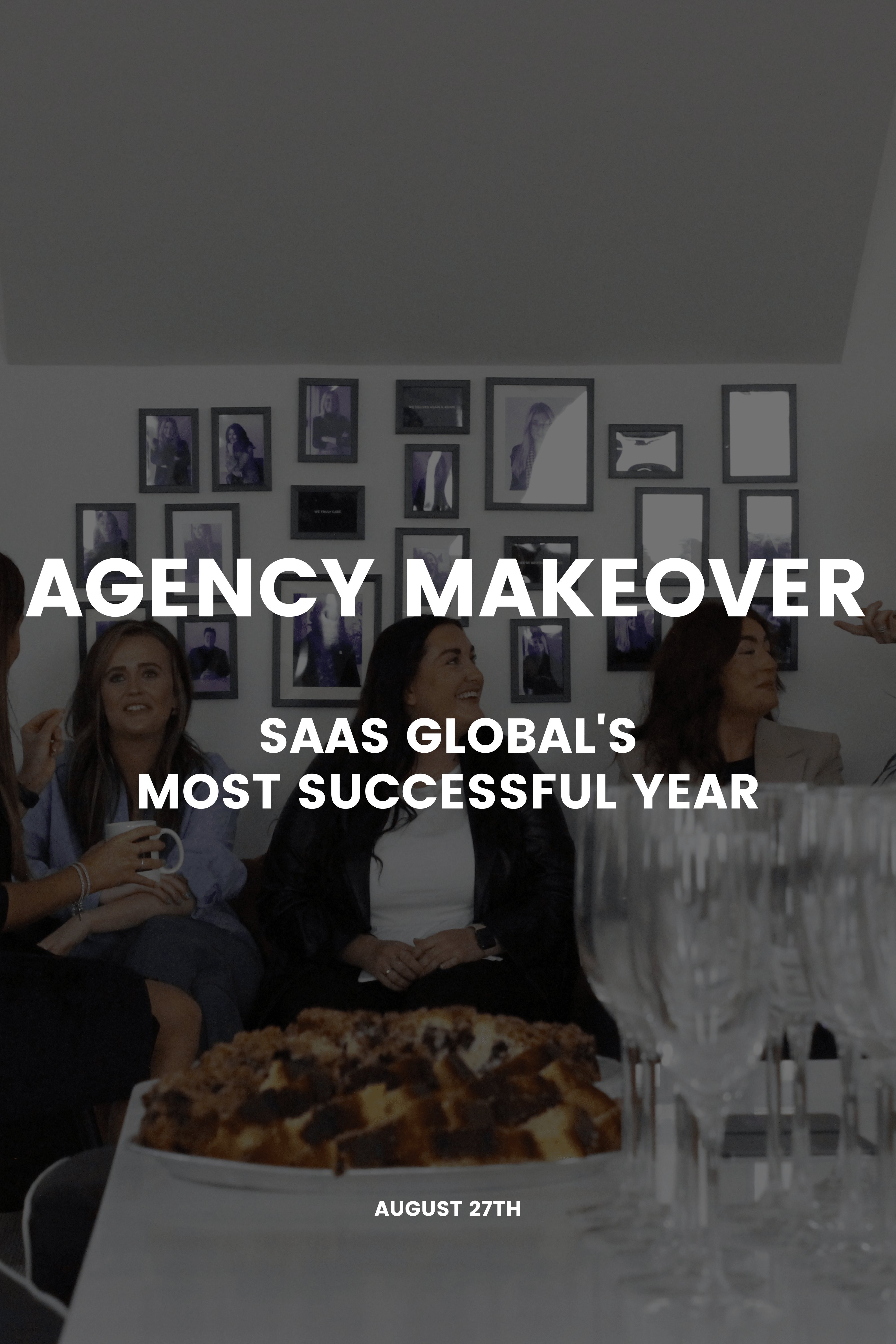 Agency Makeover Marks Most Successful Year for SAAS Global's Sister Companies